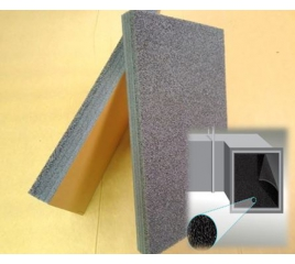 Acoustic Duct Insulation